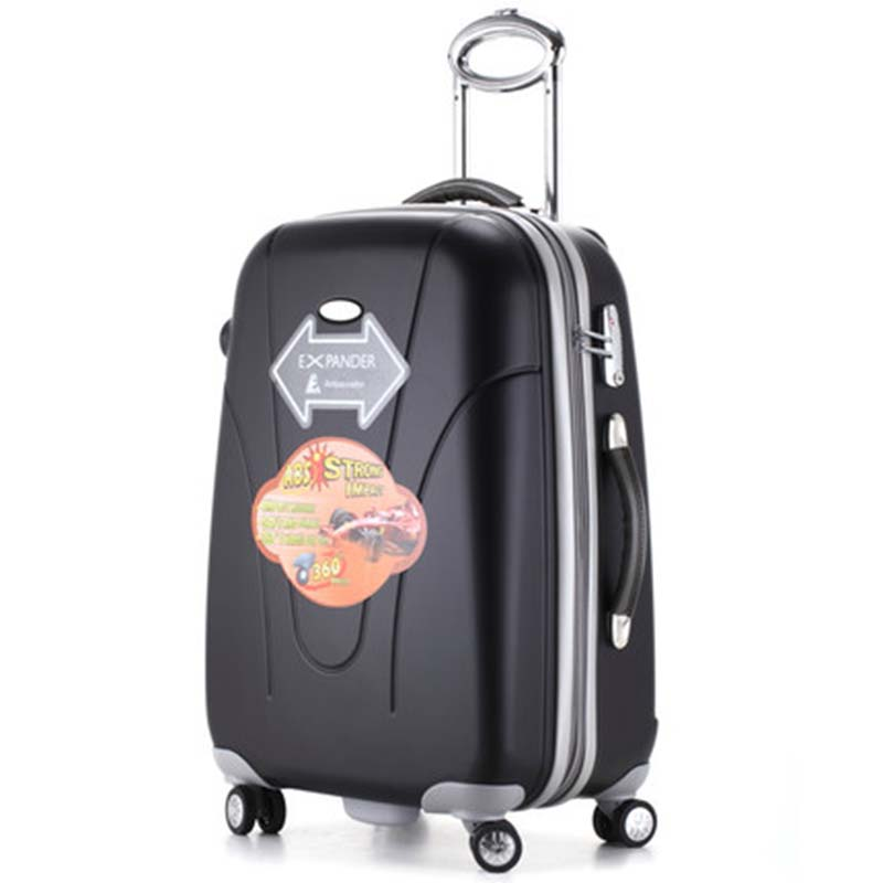 BeaSumore Rolling Luggage Spinner Women Trolley 20 inch Cabin Suitcase Wheels 28 inch High capacity Travel