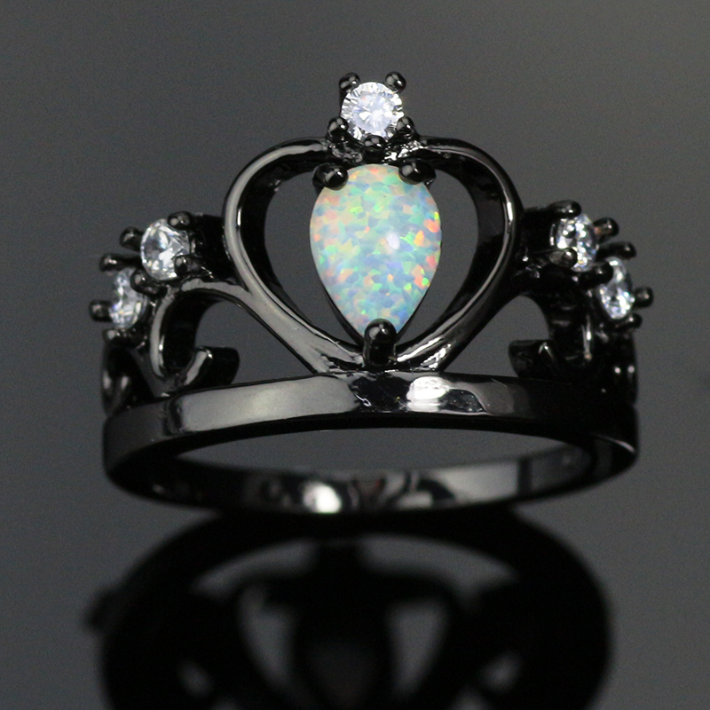 w hand galleries sapphires jewelry channel rings crafted australian opal accent jewelsmith black fine style innovative ring set