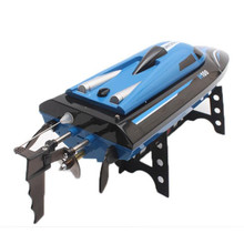 High Quality Skytech H100 2.4G 4CH Water Cooling High Speed RC Simulation Racing Boat Outdoor Gift For Children Toys Wholesale