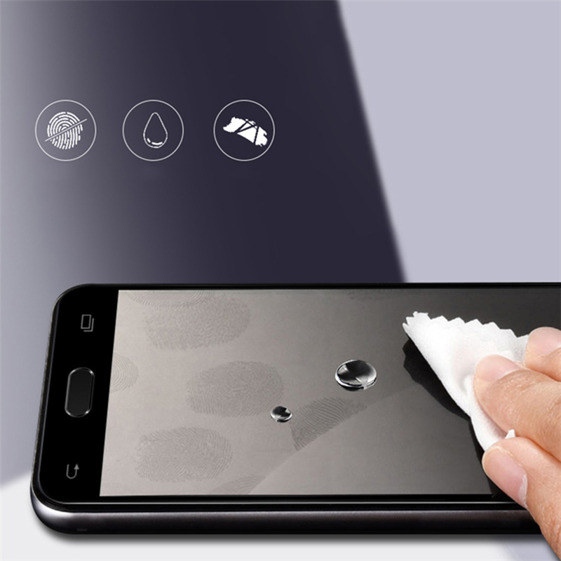 Suntaiho 3D Full Curved Tempered Glass for Samsung Galaxy J4 J6 J8 2018 Screen Protective Film for Galaxy A6 J3 J5 J7Pprime glas
