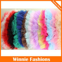 Girl's Fashion Tulle Skirt