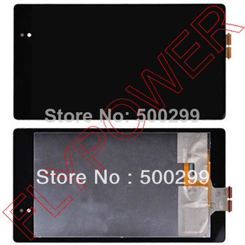 100% Original LCD Screen Display with Touch Screen digitizer Assembly For ASUS Google Nexus 7 II 2nd Tab 2 by free shipping new lcd touch screen digitizer with frame assembly for lg google nexus 5 d820 d821 free shipping