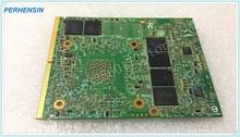 Для MSI GT60 GT70 1762 ноутбук MS-1W051 N13E-GS1-LP-A1 GTX670M 1,5G GDDR5 MXM графическая видеокарта