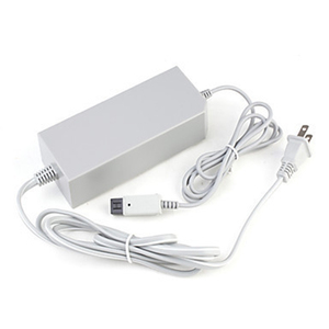 Image 5 - AC 110V 240V EU Plug Wall AC Adapter Power Charger For Nintendo For wii console power supply WII AC adapter