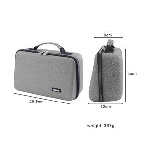 Image 5 - Shellnail LED Proyector Bag For Xgimi Z3 GP70 AKEY1 C80  Mini Support Most Projector Accessories Protective Portable Bag