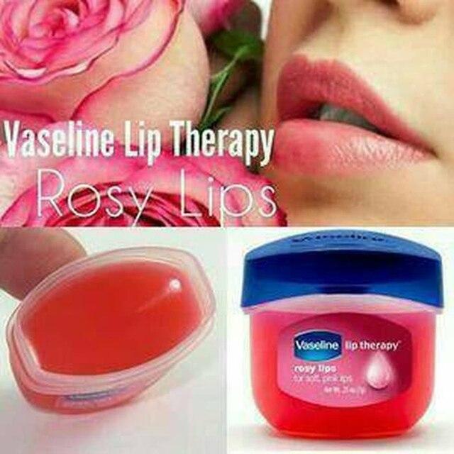 שפתיים טיפול וזלין טיפול וזלין שפתיים שפתון שפתון איפור בסיס קרם לחות לחות חלק תינוק שפות 7g