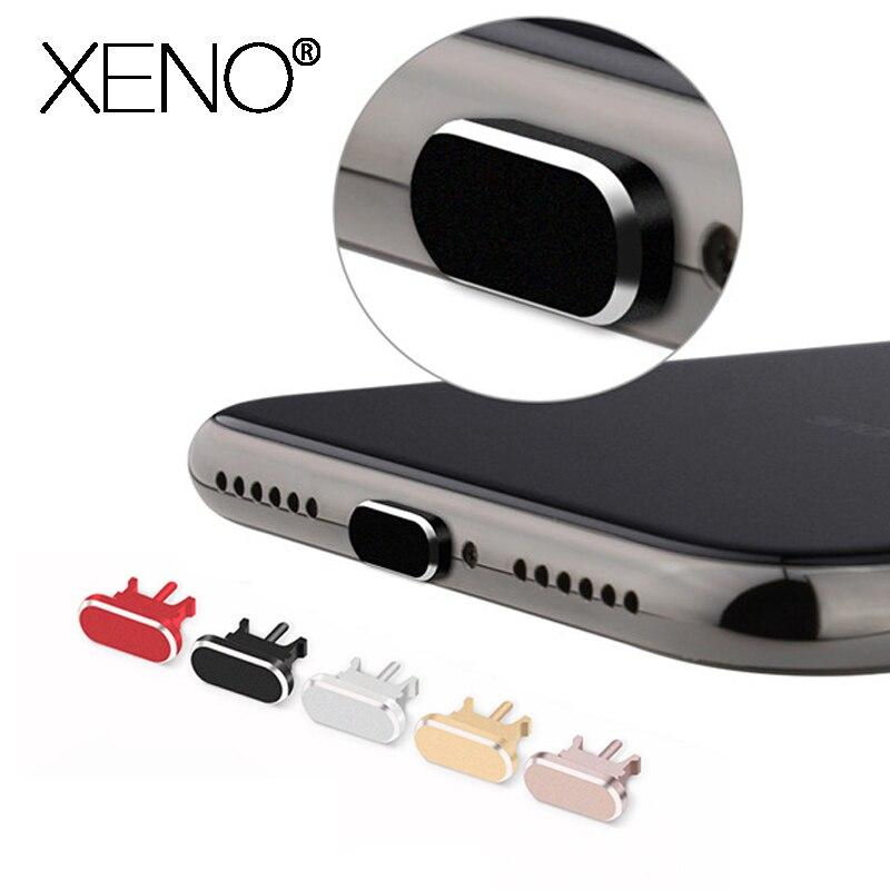 2pcs Metal Dust headphone plug For iPhone 8 7 6 5s iphone anti dust plug For iphone 7 plus 8 plus stubs for phone accessories