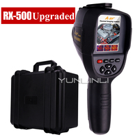 Infrared Camera Night Vision Infrared Thermal Imager Rechargeable Lithium Battery Electronic Thermometer RX 500