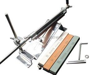 Image 5 - Full Metal Universal Apex edge sharpener system knife sharpening 4 whetstone grindstone afiador de faca