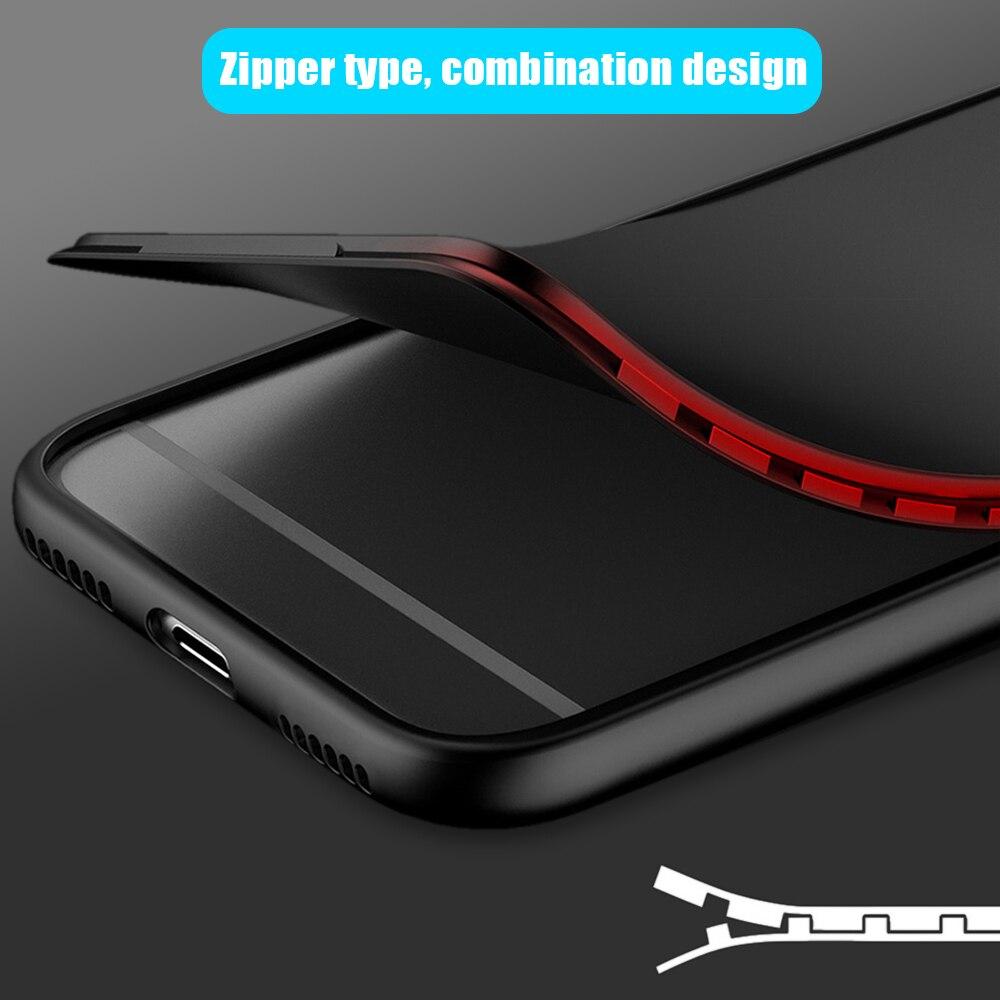 360 Full Cover Case For Xiaomi Redmi Note 6 Pro Case TPU Silicone Cover For Xiaomi Mi 8 A1 5X A2 Lite Redmi Note 6 5 4X S2 5A 6A (8)