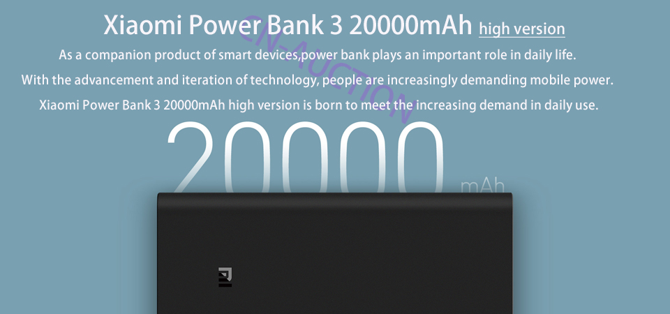 POWER BANK 3