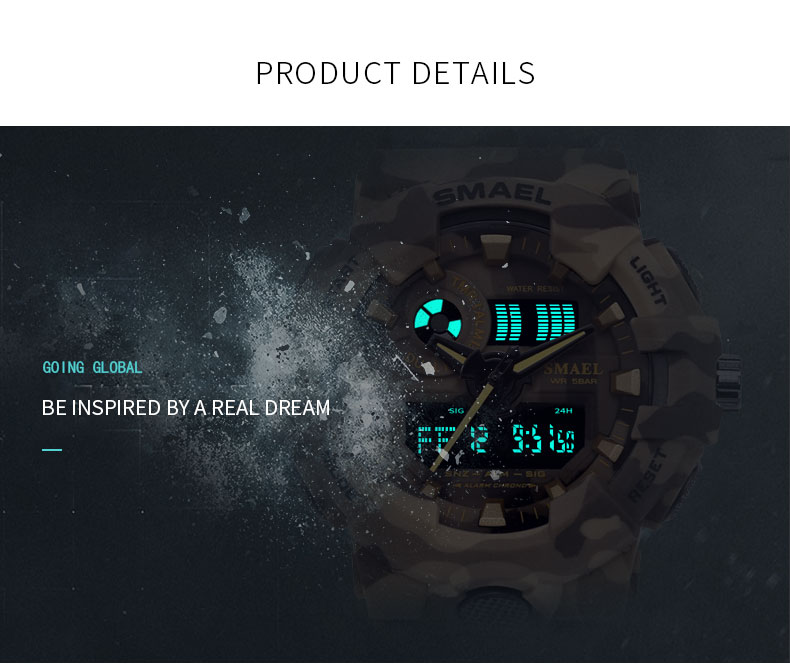 8 army watches