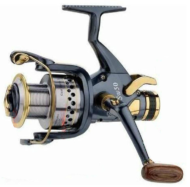 No.1 Quality&service SUPERIOR METAL SPINNING FISHING REEL  9+1BB SW5000 SW6000