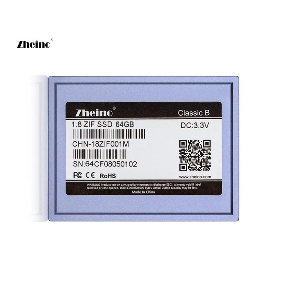 ZIF CE 64GB SSD 2D MLC NOT 3D TLC internal Solid State Disk Drives Zheino 1