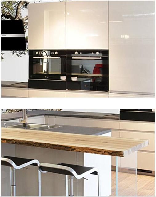 Flat Pack Kitchens >> White Flat Pack Kitchens Popular In Australia America And Canada In