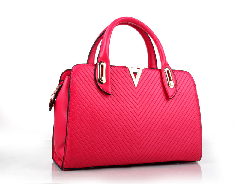 Luxury Ladies Designer Bag Fashion V Word Women Handbags ...