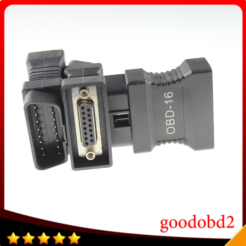 Для Autoboss v30 16 pin OBD II адаптер автомобильный диагностический Obd2 разъем OBD OBD-II разъем 16pin разъем + V30 основной кабель