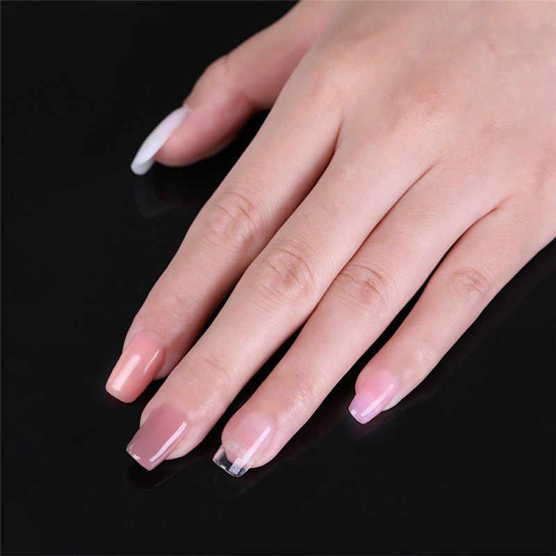 УФ гель лак для ногтей без протирания покрытие гель основа покрытие Гель-лак замочить от Светодиодный УФ-гель жидкий латексный лента крем для ногтей 2019 Мода