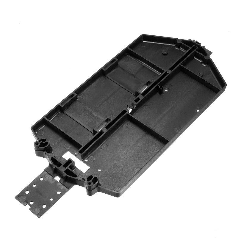 JLB Racing EA1047 Plastic Chassis For 1/10 CHEETAH 211101 11101 RC Car Part