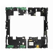 Para Nokia Lumia 930 Negro color de la Vivienda Medio Bisel piezas de repuesto para Nokia 930 Cubierta de La Placa Media