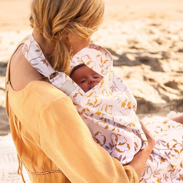 Breathable Nursing Breastfeeding Cover Large size