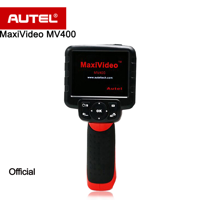 Autel Maxivideo MV400 Digital Videoscope with 8.5mm diameter imager head inspection camera MV 400 Multipurpose Videoscope