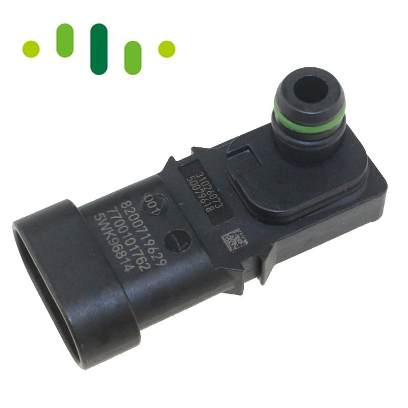 Image 5 - MAP BOOST PRESSURE SENSOR For RENAULT KANGOO CLIO ESPACE LAGUNA MASTER SCENIC TWINGO TRAFIC 8200719629 5WK96814 7700101762-in Pressure Sensor from Automobiles & Motorcycles
