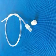 For Female Dog, Urethral Stone Catheter Hardened Single Way Foley Catheter, 8F(2.7MM)*50CM, Tieman Tip, 10PCS/Pack