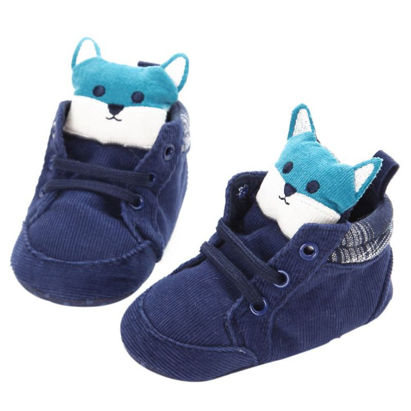 Autumn-baby-boy-girl-shoes-Cotton-Cloth-kid-Fox-head-Lace-first-walker-Canvas-Sneaker-anti-slip-Soft-Sole-Toddler-footwear-hook-3