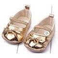 Девочка Обувь для Новорожденных Малышей Девушки Обувь Предварительно ходунки Обувь Для Ходьбы