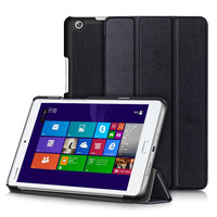 PU Leather Case For Huawei MediaPad M3 Lite 8 Ultra Light Weight Smart Case Cover For