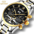KINYUED15mechanical men's watches, high quality precision waterproof wrist watch brand, automatic calendar leisure fashion watch
