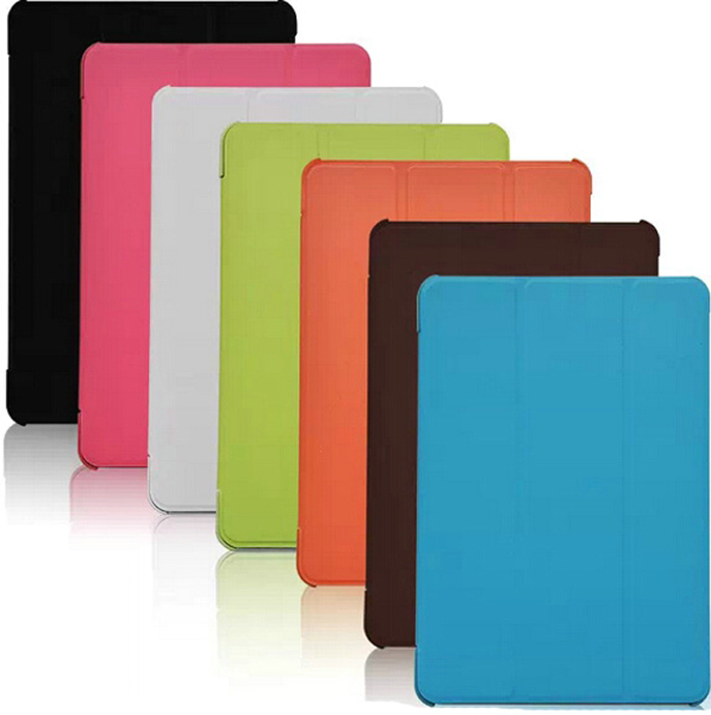 3 Folding Ultra Thin Slim Sleeve Folio Stand Leather Case Protective Cover For Cube TALK79 Talk