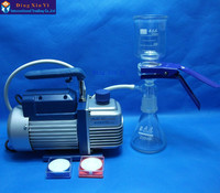 250ml membrane filter+vacuum pump+filtering membrane,Ultra low cost Vacuum filtration apparatus