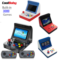 New Portable Retro Mini Handheld Game Console 4.3 Inch 64bit 3000 Video Games classical Family Game Console Gift RETRO ARCADE