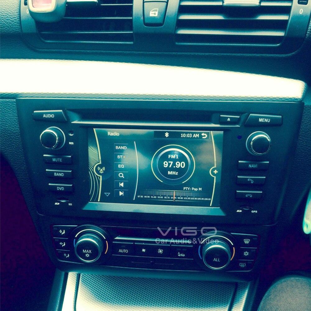 Car stereo fit for bmw 1 series 116i 118i 120i 130i gps navigation navi multimedia headunit autoradio sat nav dvd player radio in car multimedia player from