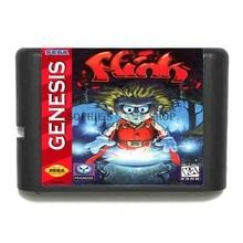 The Misadventure Of Flink Game Cartridge Newest 16 bit Game Card For Sega Mega Drive / Genesis System
