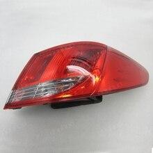 Für Peugeot 408 2010-2012 außerhalb rücklicht rücklicht rücklicht montage rückleuchten 1 STÜCKE