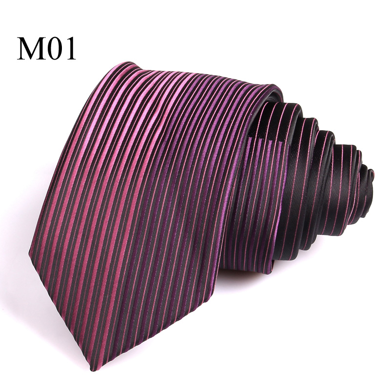 New Jacquard Woven Neck Tie For Males Traditional Examine Ties Trend Polyester Mens Necktie For Wedding ceremony Enterprise Swimsuit Plaid Tie HTB1mXkKn9BYBeNjy0Feq6znmFXaT