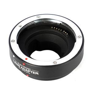 Image 4 - Elektronische Lens Adapter Ring EF MFT voor Canon EF S Lens naar Micro 4/3 M4/3 mount OM D