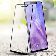Case On For Huawei Mate 20 Lite 10 Pro Full Cover Tempered Glass Phone Made Matte Mate10 Mate20 Light Tremp Safety 20lite 10lite(China)