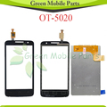 Para alcatel one touch ot5020 5020d 5020e 5020a lcd display + touch screen panel digitalizador
