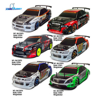 HSP RC Кэри игрушки летучей рыбы RC автомобили 1/10 масштаб электрической щеткой RC DRIFT автомобилей 7,2 В 1800 мАч аккумулятором (арт. 94123)