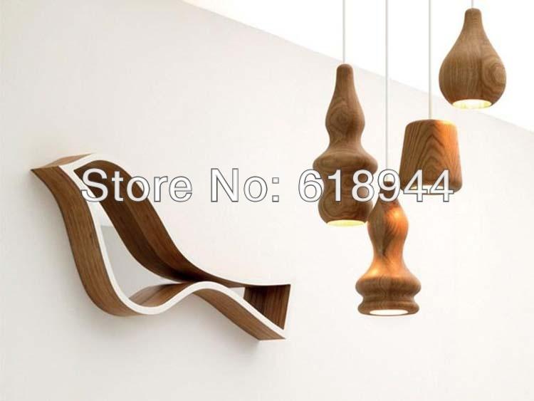 Online 2017 Hot Italian Modern Wood Pendant Light Lamps Hanging Lights Fixture Dinning Room Bar Lamp Aliexpress Mobile