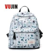 2017 г. Ограниченная серия Mochila Feminina нейлоновый рюкзак Водонепроницаемый женщины рюкзак drawstring студентка школьная сумка для ноутбука Mochilas