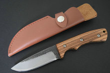 TRSKT  Fixed Blade knife hunting knives Camping tool Survival Pocket Knife Outdoor Tools With Wood Handle Dropshipping