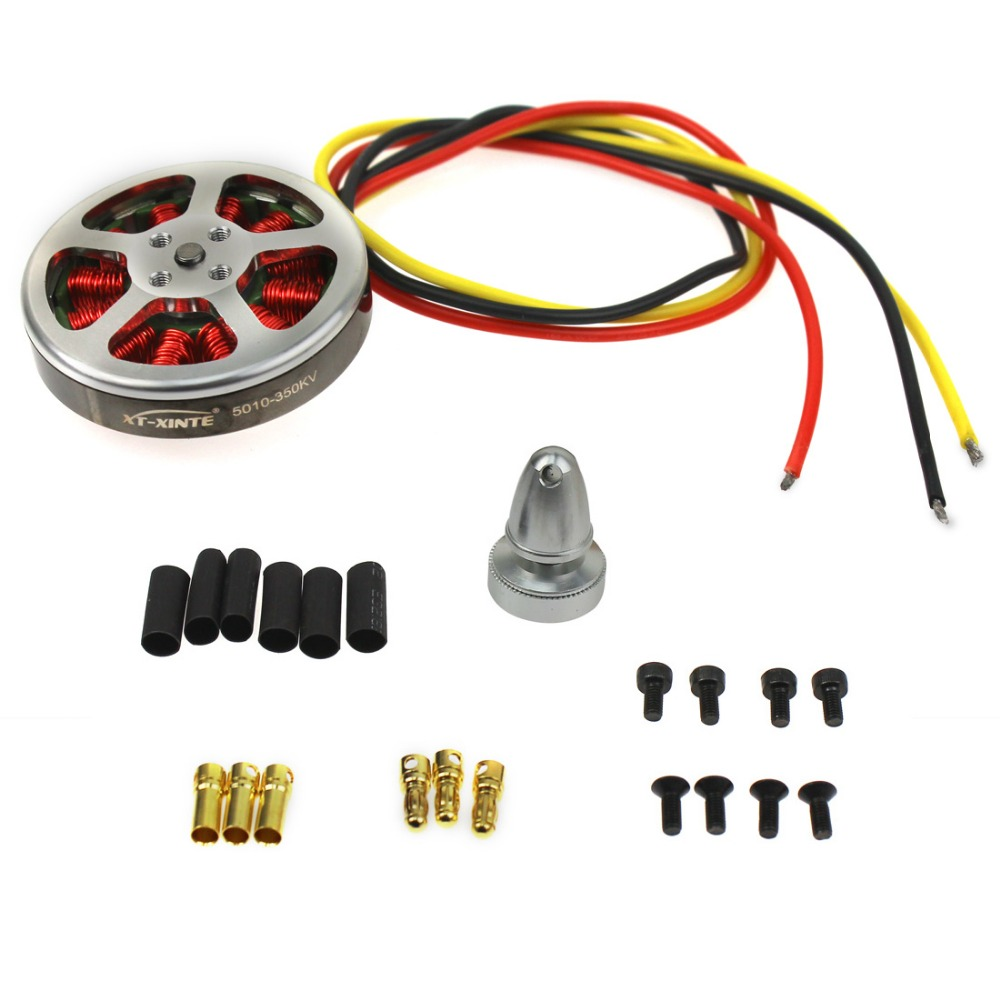 F05423 350KV Brushless Disk Motor high Thrust With Mount For Octacopter Hexa Multi Copter Aircraft +