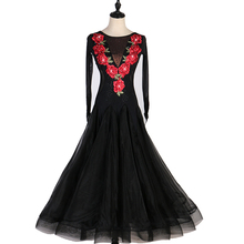Ballroom Dance Dress Adult High Quality Elegant Waltz Modern Skirt Women Competition Dancing Dresses