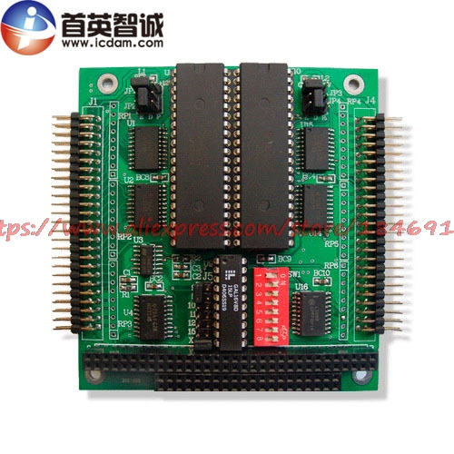 PCM-5132 48 Way PC104 Bus Analog Acquisition Card Switch Input / Output Module