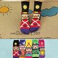 Famosos Coréia outono e inverno meias de boa qualidade meias de algodão confortáveis mulheres encantador estilo dos desenhos animados harajuku meias soks